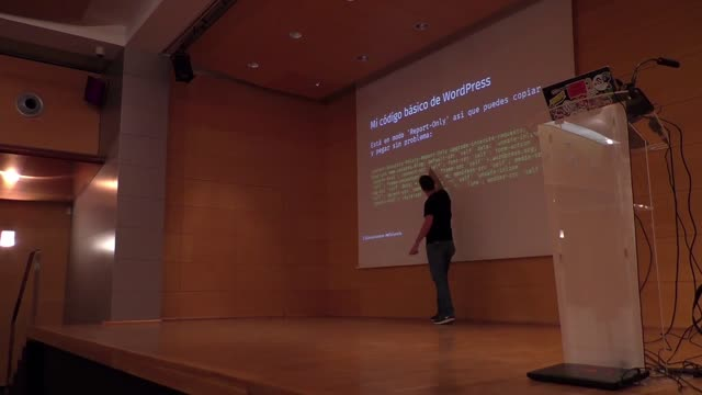 Javier Casares: Asegura tu WordPress mediante Content-Security-Policy