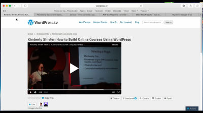 Edit WordCamp Videos Part 3