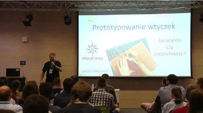 Jakub Milczarek: Prototypowanie wtyczek – fanaberia czy codzienność?