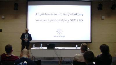 Szymon Słowik: Projektowanie i rozwój struktury serwisu z perspektywy SEO i UX