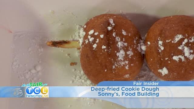 Best Minnesota State Fair Foods