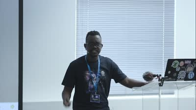 Languteka Machebe: Look up in the cloud, It's an API, It's a plugin – it's WordPress