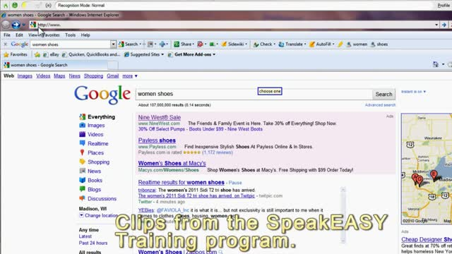 NaturallySpeaking 11 Training
