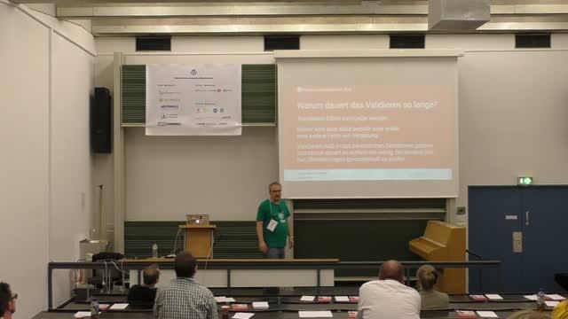 Bego Mario Garde: WordPress auf Deutsch. Der aktuelle Stand.