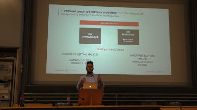 George Gkouvousis: Hardening WordPress