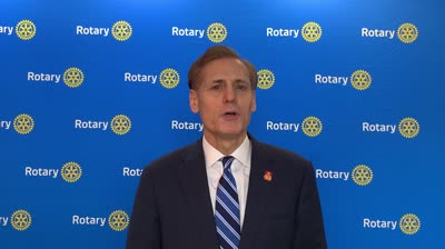 GS John Hewko at the OAS event