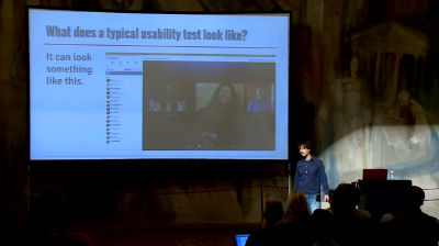 Dario Jazbec Hrvatin: Usability Testing - Have Fun and Improve Your Work