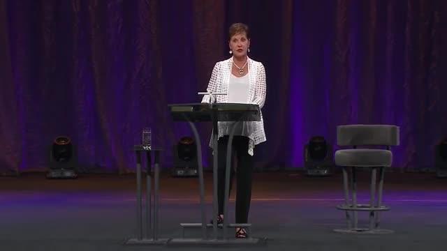 Word Of Encouragement: Joyce Meyer