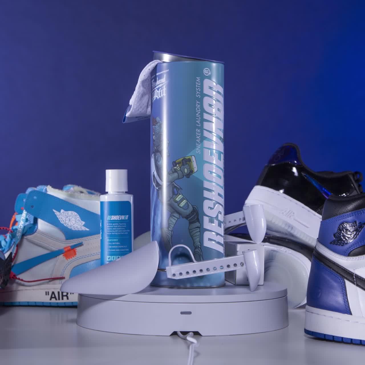 Reshoevn8r x Freehand Profit Sneaker
