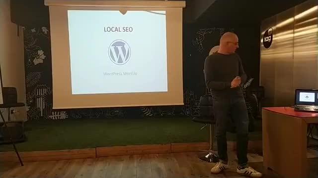 WordPress Meetup Milano Aprile 2019