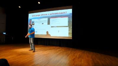 Jakub Milczarek: WordPress w schronisku górskim