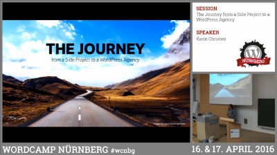 Karin Christen: The Journey From a Side Project to a WordPress Agency