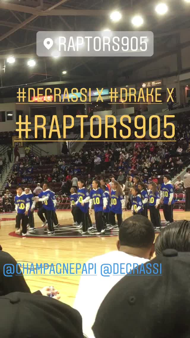 677fdfdb5bf Recap + The Fit Break Down: Raptors 905 x Degrassi - Feb 23rd, 2019 - CHIP  Lifestyle