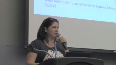 Sarah Pressler: So You Want to Work With(In) WordPress?!
