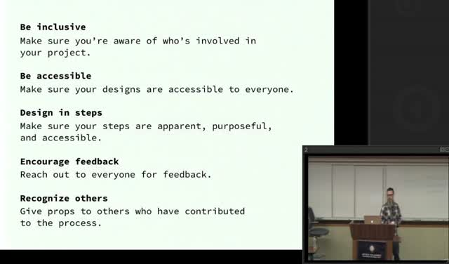 Mark Uraine: Designing in the Open