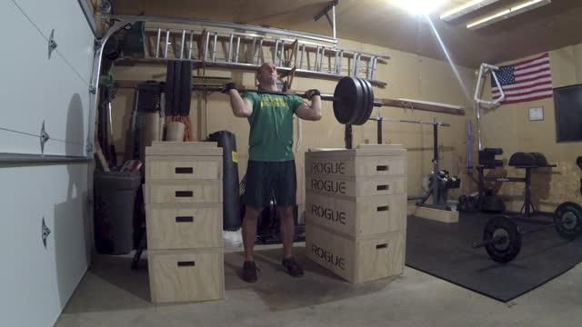 60 day lifting challenge u2013 week 1 day 5 u2013 nick momriks crossfit