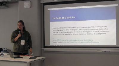 Patricia Brun Torre: S'inspirer du code des WordCamps dans la vie de tous les jours