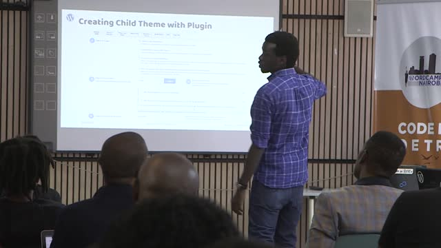 Sam Kuria: WordPress and Child Themes