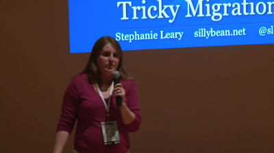 Stephanie Leary: Tricky Migrations