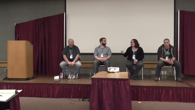Panel: Fight Impostor Syndrome