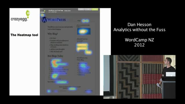 Dan Hesson: Analytics without the Fuss