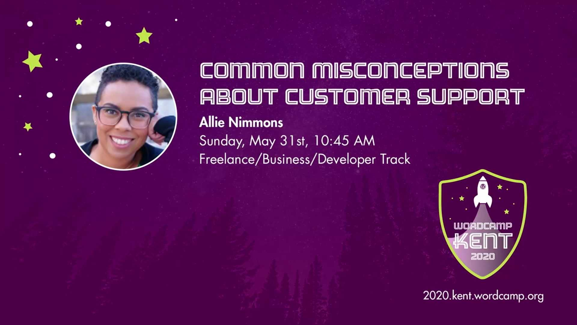 Allie Nimmons: Common Misconceptions about Customer Support