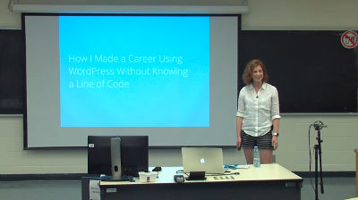 Andrea Zoellner: How I Made a Career Using WordPress Without Knowing a Line of Code