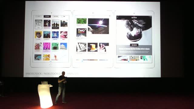 Noel Tock: Content Publishing In 2016
