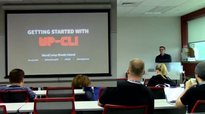 Christian Nolen: Getting Started with WP-CLI