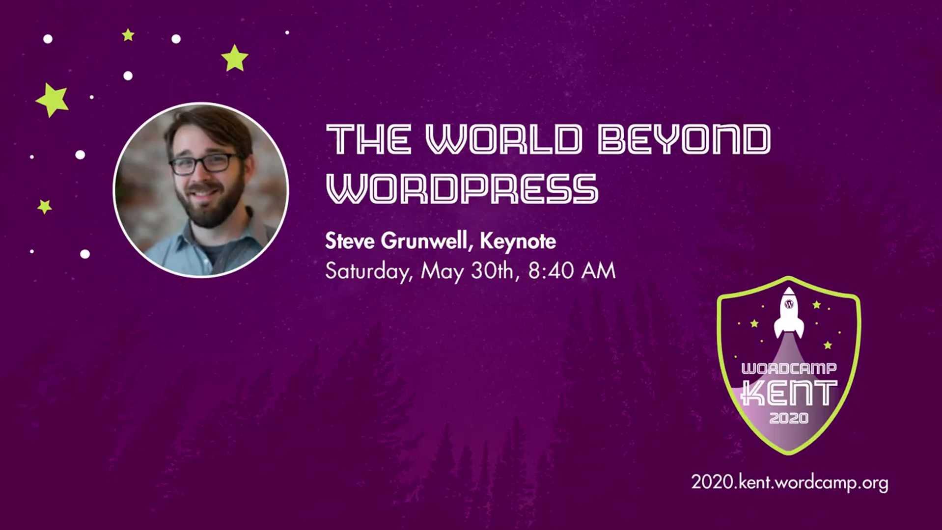 Steve Grunwell: The World Beyond WordPress