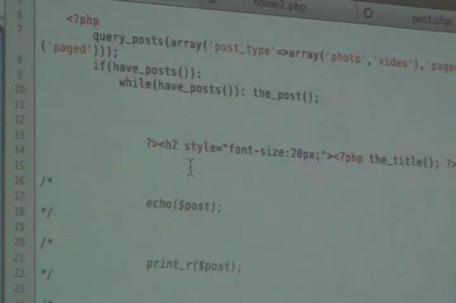 Kazuto Takayama(CAMP4): WordPress Quick Mashups with Easy Programming for Designers