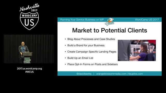 David Laietta: Running Your Service Business on WordPress