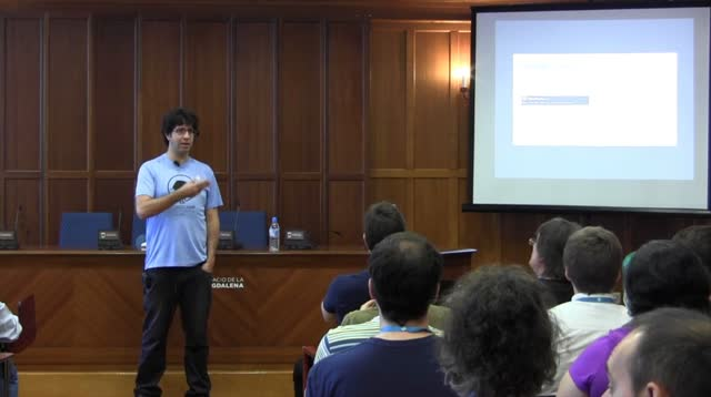 Amit Kvint: Going Global - Crear y manejar sitios web con WordPress