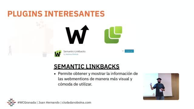 Juan Hernando: Convierte tu WordPress en el centro de toda tu vida online