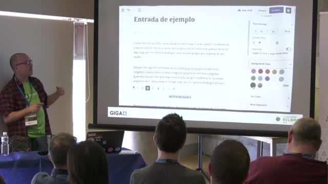 Álvaro Gómez: La Revolución Gutenberg: Del 'Post' al 'Block'