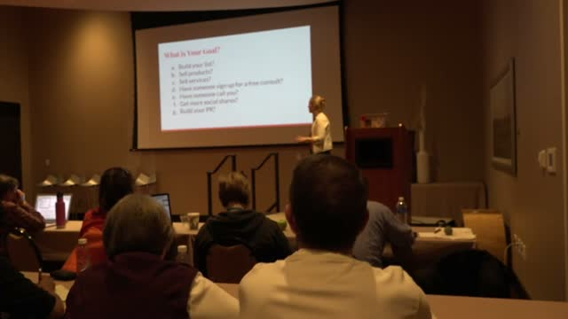 Diane Whiddon: Websites as Story - Creating Compelling Content