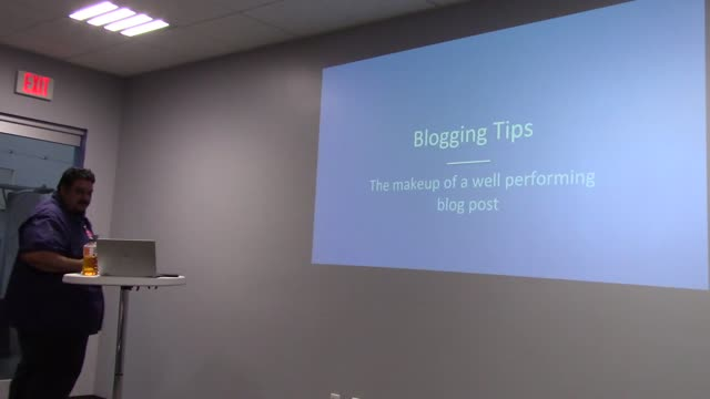 Geno Quiroz: Reaping the Benefits of Blogging for Brand Authority, SEO, Exposure, and more