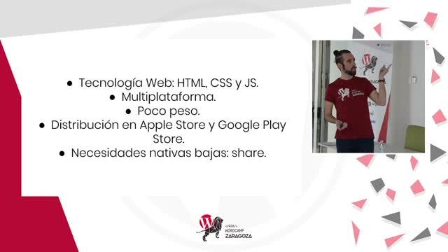 Andros Fenollosa: APP en VueJS con la ayuda del API REST de WordPress