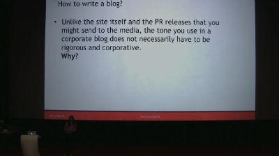 Ivana Cirkovic: Blogging Your Way to Success