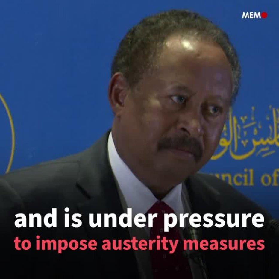 80% of Sudan's debt to the UK is interest