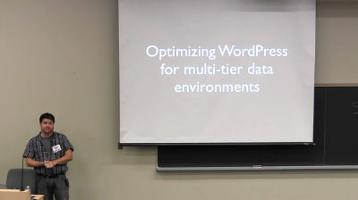 Chris Ross: WordPress for Newspapers
