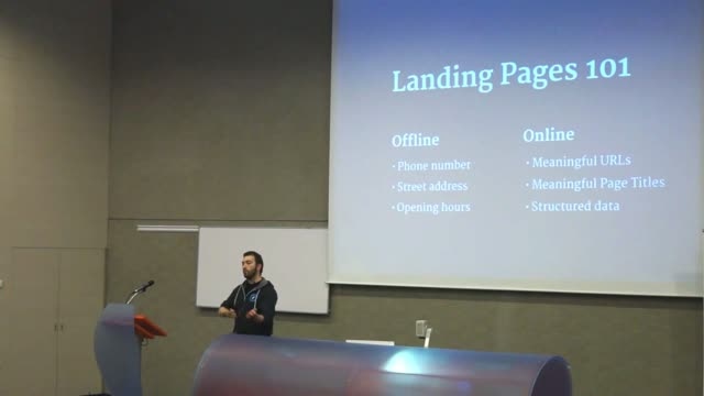 Luca Sartoni: Powering Business Sites on WordPress