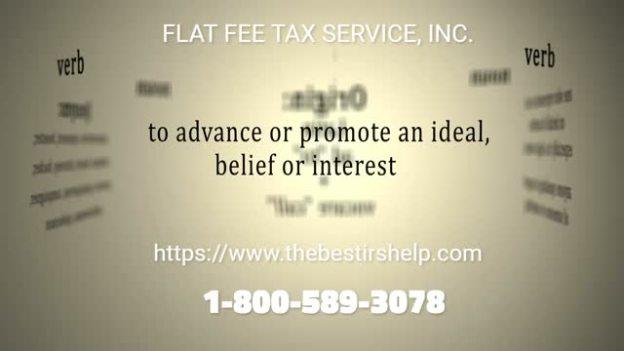 Irs Help Flat Fee Tax Services Blog