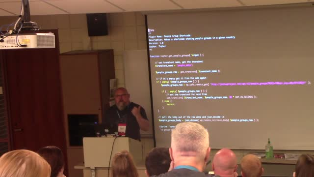 Topher DeRosia: Introduction to the WordPress HTTP API