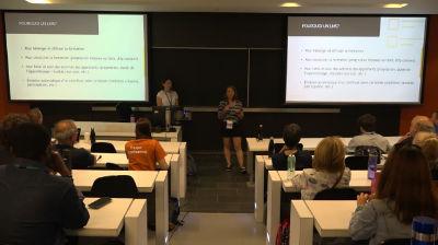 VÉRONIQUE LAMPRON et KAYLYNNE JOHNSON: Le LMS : ton nouveau meilleur ami pour créer une formation en ligne