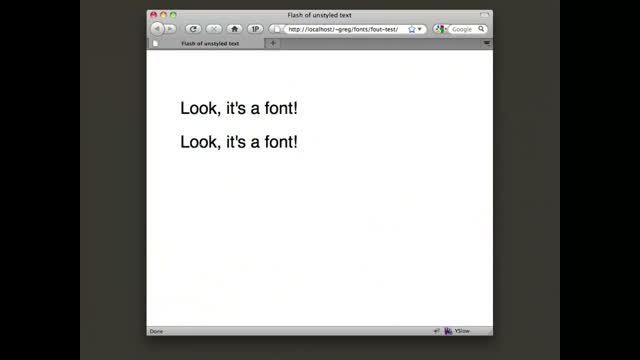 Greg Veen: Web Fonts for Developers