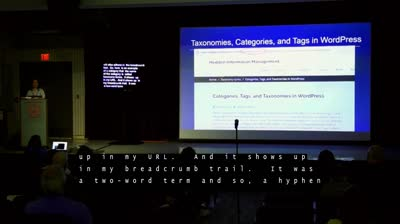 Heather Hedden: Taxonomies, Categories, and Tags