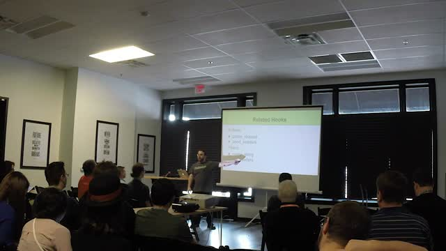 Josh Pollock: Five Events In The Life Of Every WordPress Request You Should Know
