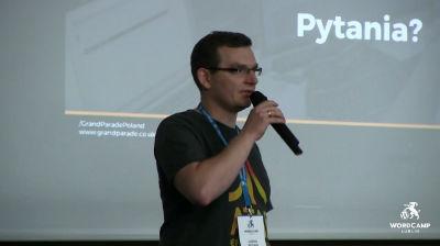Łukasz Wilczak: Bezpieczna i szybka strona statyczna z funkcjonalnością WordPressa. Czy to możliwe?