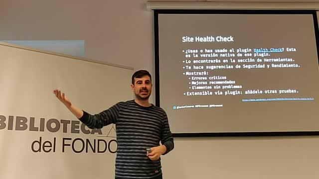 Javier Casares: WordPress 5.2